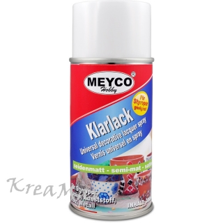 Klarlack spray (300ml)