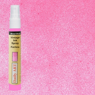 Vintage spray (30ml) - fuksia
